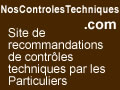 Trouvez les meilleurs contrôles techniques avec les avis clients sur ControlesTechniques.NosAvis.com